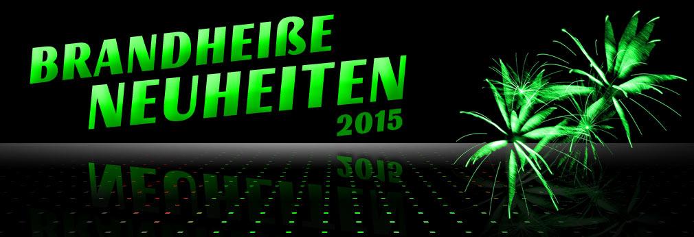 Neuheiten 2015